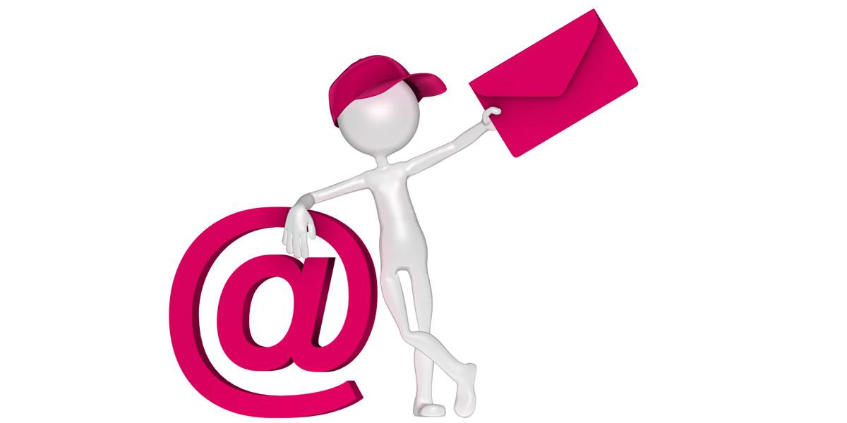 Emailkontakt zu Jump